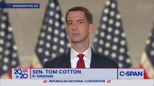 Sen Tom Cotton Air Tv