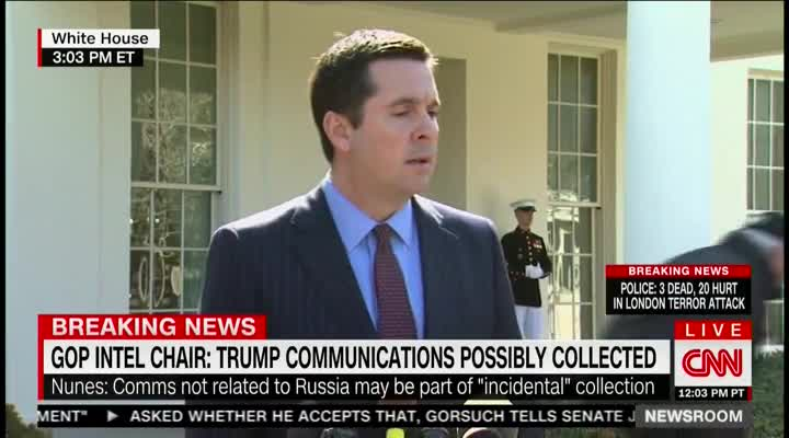 Nunes Fbi Is Not Cooperating With Our Investigation Into Trump Camp Surveillance Air Tv